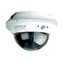 AVTECH Binnen IR dome camera, IP, 1.3MP