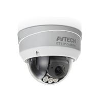 AVTECH Vandaalbestendige dome camera met IR, 1080P