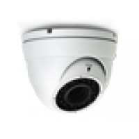 AVTECH Vandaalbestendige HD-TVI dome camera, 2.8-12mm